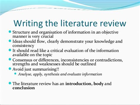 essay structure literature review writing a research paper design tools techniques for lit