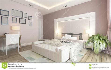 disegni parete da letto una rappresentazione 3d della da letto moderna con