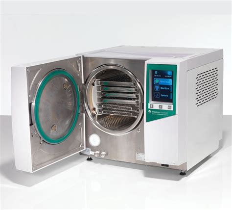 bench autoclave autoclave sterilisers for decontamination prestige medical