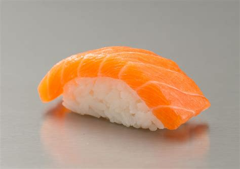 Salmon Sushi overview for burstlol