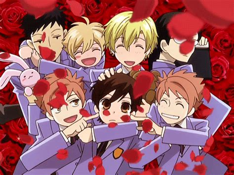 ouran high school host club ajax bell