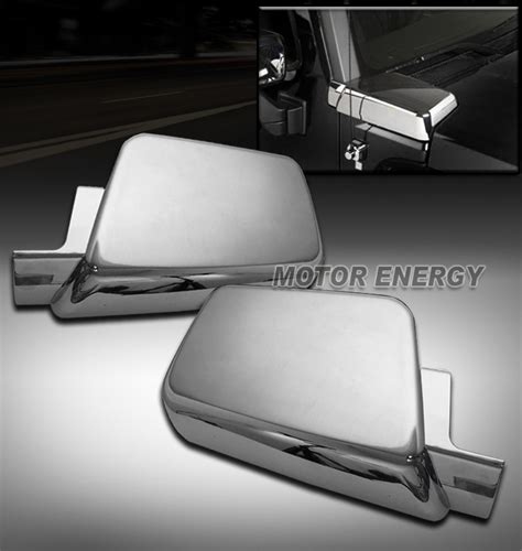 hummer h3 air intake cover 06 10 hummer h3 side air intake vent cover chrome trim