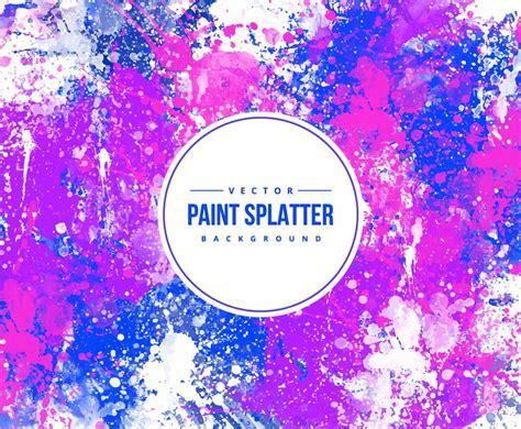 paint colorful colorful paint splatter www pixshark images