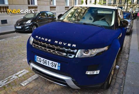range rover dark blue dark blue velvet rangeroverevoque rangerover range