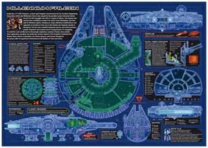 Millennium Falcon Floor Plan Blueprints Schematics And Diagrams Cool Mffanrodders