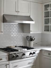 Houzz Kitchen Tile Backsplash by Beveled Subway Tile Backsplash Houzz