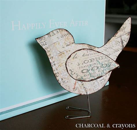 How To Make A Bird Out Of Paper For - template to make birds out of scrapbook paper and paper