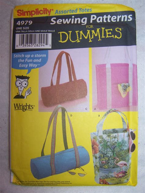 patterns sewing for dummies 0 usa s h uncut simplicity sewing patterns for dummies