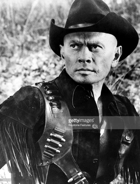 film western yul brynner 11 jul 1915 academy award winning russian actor yul