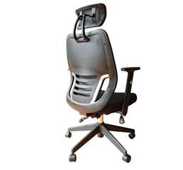 high back mesh office chair with headrest ergonomic mesh office chair with headrest black aosom ca