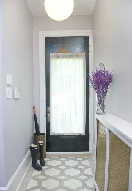 townhouse entryway ideas georgetown townhouse transitional entry dc metro