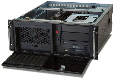 Rack For Pc by C5 4u Rugged Rackmount Computer Photos