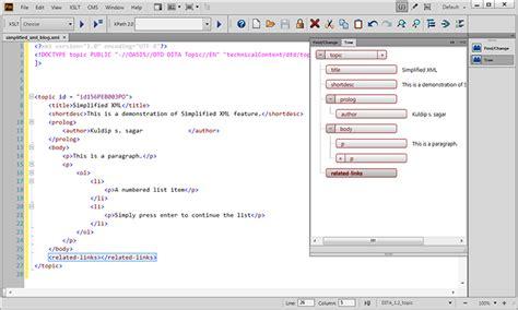 quick tutorial on xml adobe framemaker 2015 release xml made simple adobe