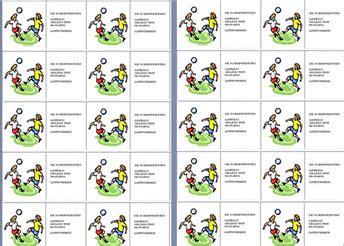 Etiketten Uitprinten Excel by Zelf Loten Maken Gratis Cursussen