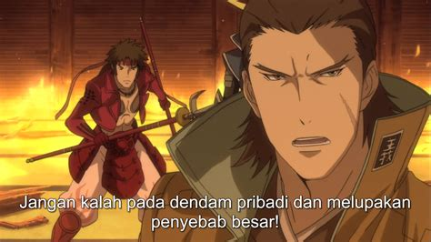 sengoku basara kata kata bijak tokoh anime