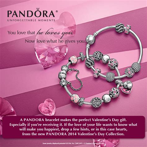 pandora valentines new s day charms from pandora wit s end giftique