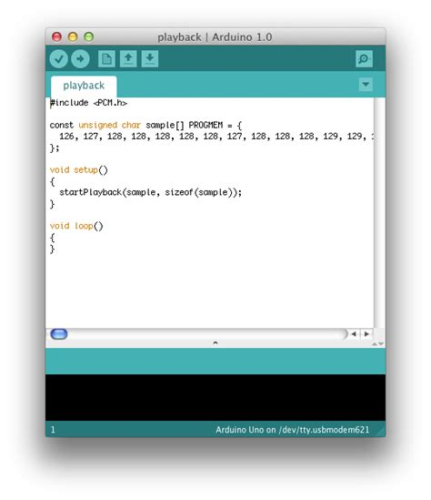 arduino code exles high low tech simple arduino audio sles