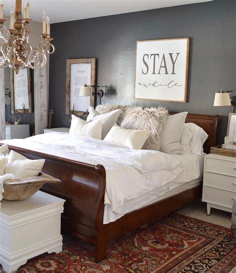 bedroom ideas dark furniture   bedding master