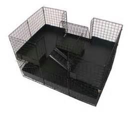 2 Story Rabbit Hutch Plans Milllennium 200 Guinea Pig Cage