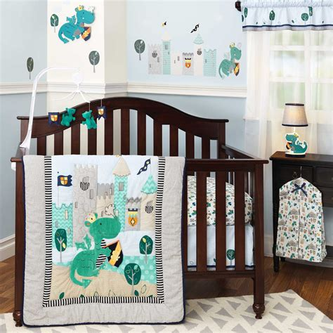 Boy Nursery Bedding Sets Bedtime Originals Sparky Crib Bedding And Accessories Baby Bedding And Accessories
