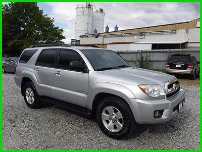 how cars engines work 2009 toyota 4runner auto manual toyota 4runner sr5 washington cars for sale