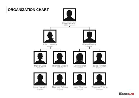 org chart templates for word 40 organizational chart templates word excel powerpoint