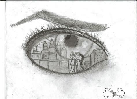 imagenes ojos para dibujar dibujo ojo by theeiffeltower on deviantart