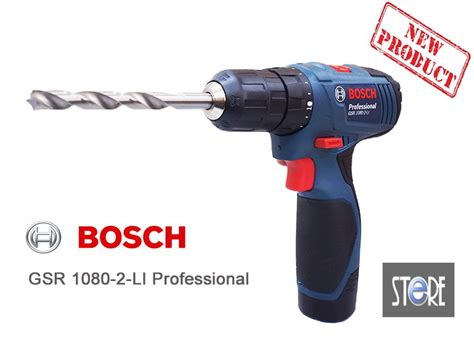 Cordless Bosch Gsr 120 Licordless Impact Drill Driver bosch gsr 1080 2 li professional cordless drill driver deals for only s 87 9 instead of s 117 9