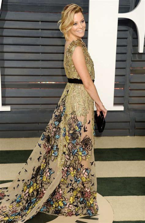 Elizabeth Banks Vanity Fair Oscar Elizabeth Banks 2017 Vanity Fair Oscar 12 Gotceleb