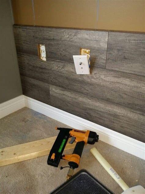 wood laminate accent wall laminate flooring  walls