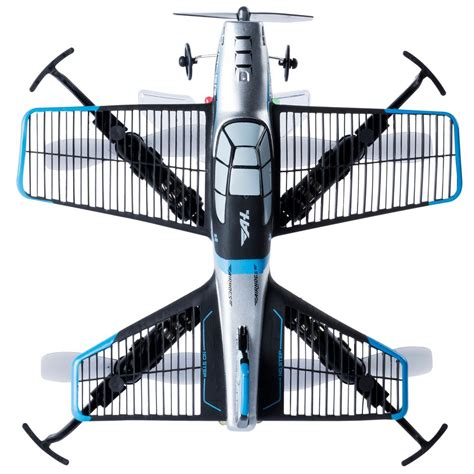 drone plane with spin master air hogs airjet drone plane