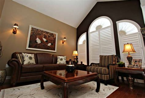 what color goes with brown furniture which paint color goes with brown furniture photos