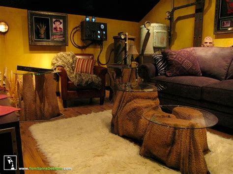 movie theater themed home decor 40 best horror movie themed room images on pinterest