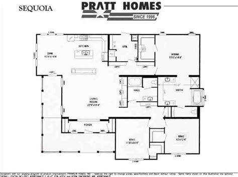 home floor plans with photos sequoia floor plan pratt homes