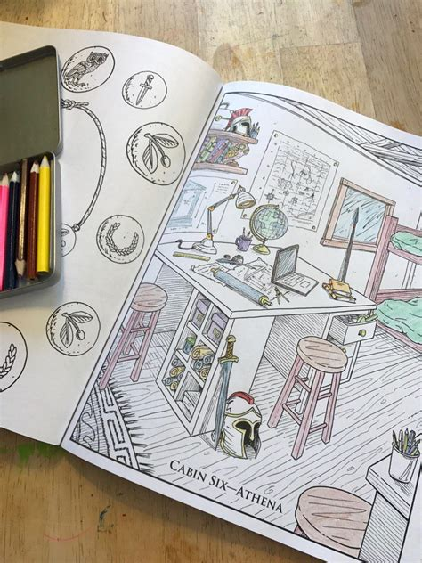 percy jackson coloring book activity book for children and books the percy jackson coloring book giveaway chasing supermom