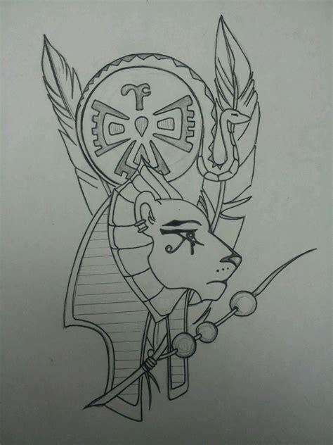 sekhmet tattoo 1000 images about goddess sekhmet on