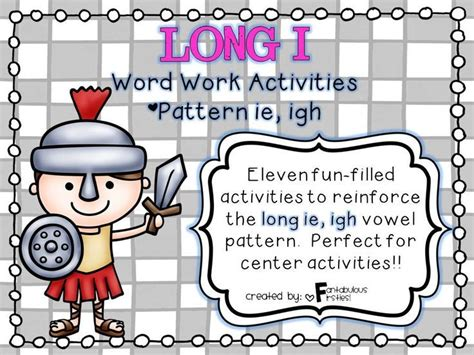 pattern words eyfs 27 best images about ie and igh sound on pinterest early