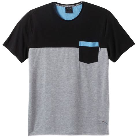 t shirt oakley jupiter pocket t shirt evo outlet