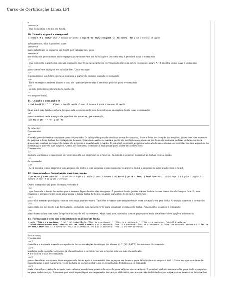 Curso de Certificação Linux LPI - Terminal Root