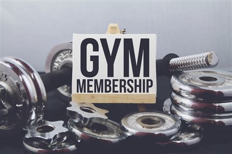 Gym Membership Gift Card - the gym membership paradox healthy magazine
