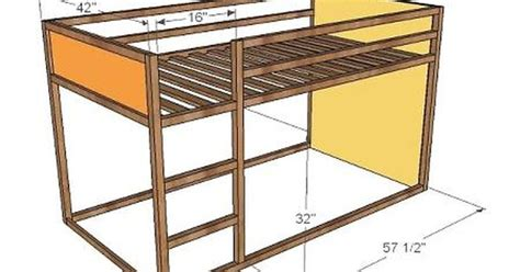 Corner Bunk Bed Plans Loft Bed Plans Things For In The Corner Day Bed And Loft Bed Plans