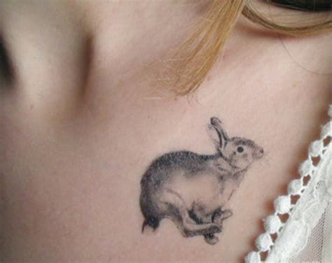bunny tattoos rabbit images designs