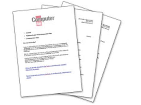 Musterbriefe Computer Bild Tipps Musterbriefe Zur L 246 Schung Pers 246 Nlicher Daten Im Computer Bild