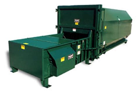 used trash compactor compactors compaction equipment stationary compactor