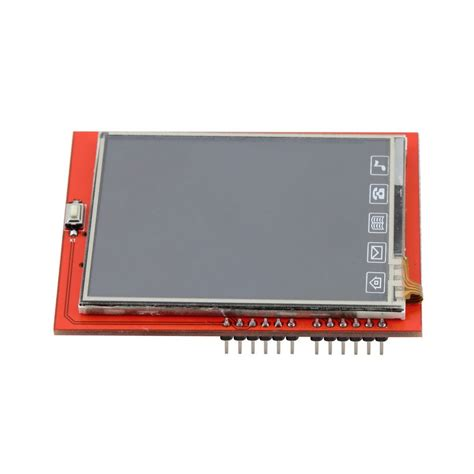 2 4 Inch Tft Touch Lcd Module buy lcd module 2 4 inch 2 4 quot tft lcd shield socket touch