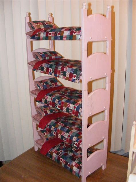 Bunk Bed For 18 Inch Doll Bunk Beds For 18 Inch Dolls My