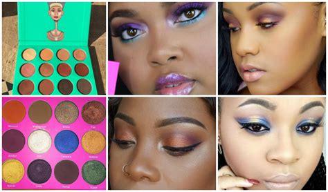 Eyeshadow For Black Skin makeup color palette for skin saubhaya makeup
