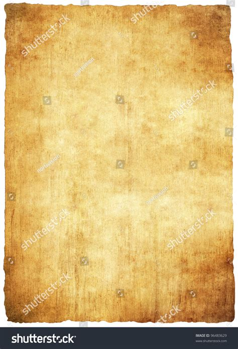 Paper From Papyrus - papyrus paper stock photo 96483629