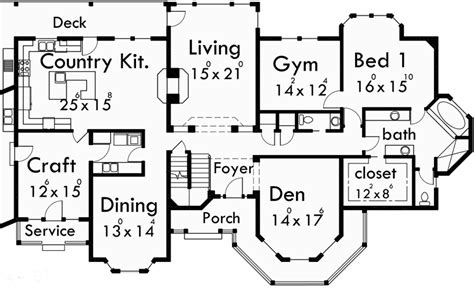 house plans country kitchen house plans bonus