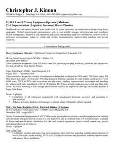 Master Plumber Resume by Christopher Kinnon Resume